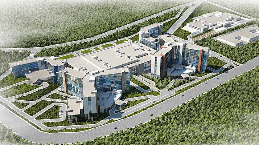 Bir sağlık üssü daha: Amasya Valisi 600 yataklı şehir hastanesinin müjdesini verdi