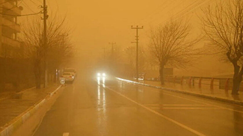 Meteorolojiden dört il için toz ve yağış uyarısı: İstanbul, Kocaeli, Sakarya, Yalova hava durumu