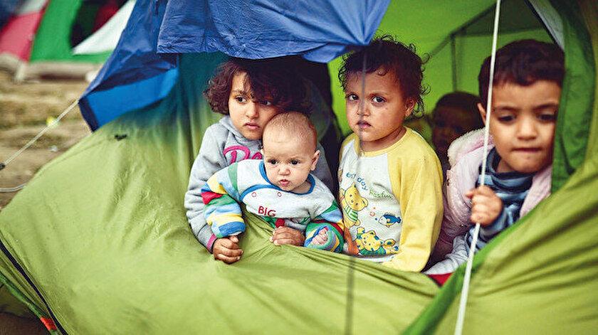 Utanç tablosu: Avrupa'da 18 bin mülteci çocuk kayıp