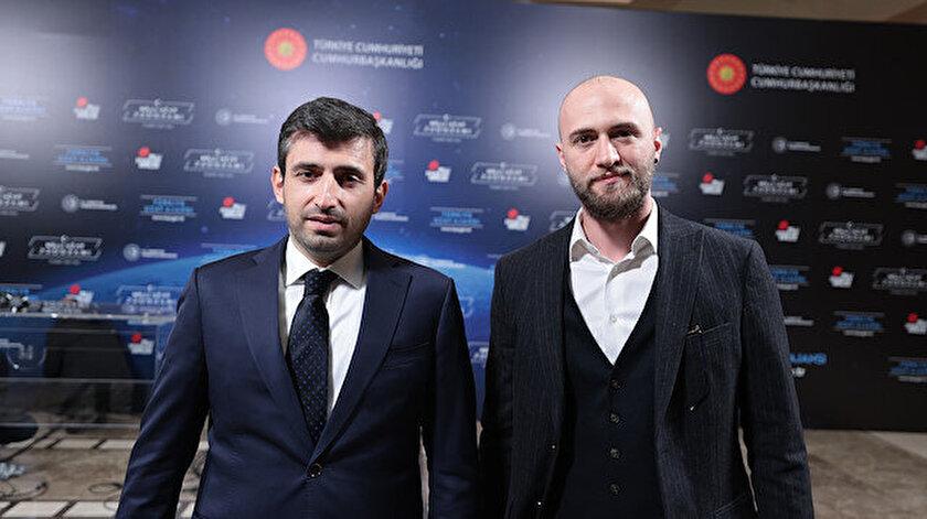 """Hasan Karadeniz Milli Otomobil  TOGG'un Lansmanı Her Zaman  Gurur Kaynağımız Olacak"""""""