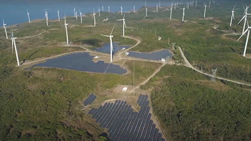 Bakan Dönmez: Yenilenebilir enerji oranı yüzde 100ü zorluyor