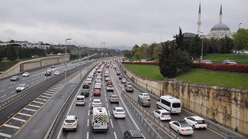 İstanbul trafiğinde pazartesi sürprizi: Haftanın ilk iş gününde trafik sakin seyretti