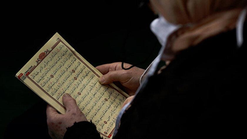 Bosna Hersekteki Osmanlı mirası cami 30 yıl aradan sonra mukabele geleneğine kavuştu