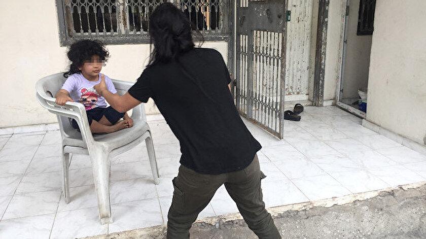 4 yaşındaki kızını evde bırakan anneden hayrete düşüren savunma: Her zaman yalnız bırakıyorum ne olmuş