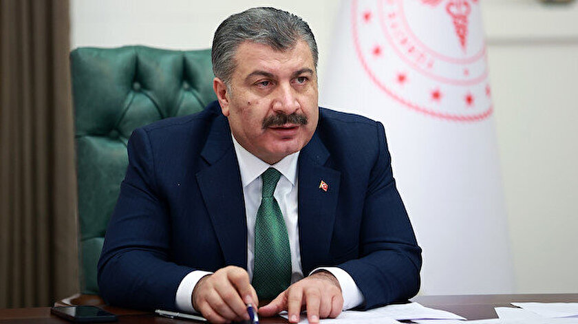 Sağlık Bakanı Koca beş kritik şehrin yoğun bakım doluluk yüzdelerini açıkladı