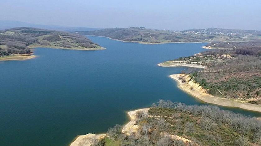 İstanbulun barajlarından sevindiren haber: Doluluk oranı yüzde 80i aştı