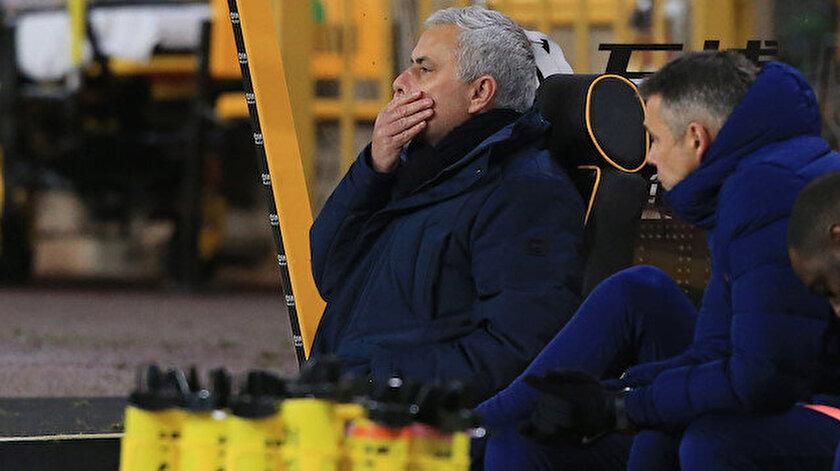 Tottenhamda Mourinho dönemi bitti
