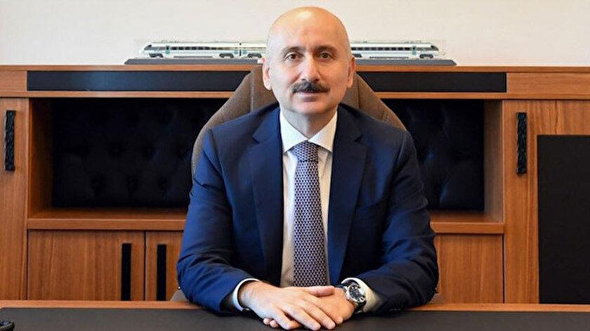 Bakan Karaismailoğlu: PTTAVMyi bölgedeki en büyük 5 oyuncudan biri yapmak istiyoruz