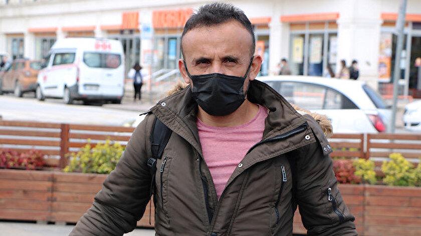 Eşi nikah sonrası kaçtı: Eşine ödediği nafakayı protesto için İstanbula yürüyor