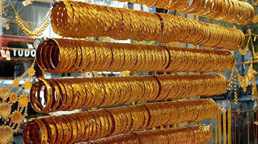 Kapalıçarşıda altının gramı 462 lira oldu