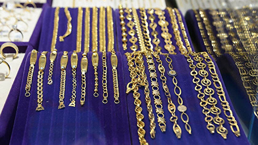 20 Nisan altın fiyatları: Gram altın ne kadar çeyrek altın kaç liradan alınıp satılıyor?