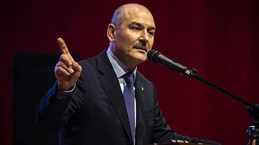 İçişleri Bakanı Soyludan CHPli Engin Altayın Menderes benzetmesine sert tepki: Sizi 15 Temmuzdan beter yaparız!