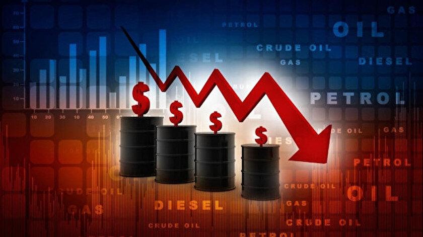 Koronavirüs vaka sayıları artışa geçince petrol fiyatları düştü