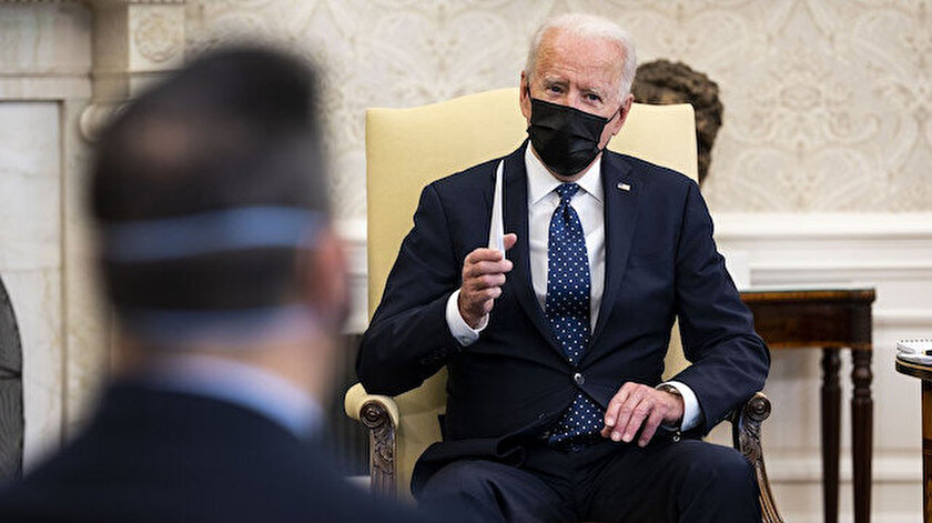 ABD Başkanı Bidendan George Floyd açıklaması: Gündüz gözüyle işlenmiş bir cinayettir
