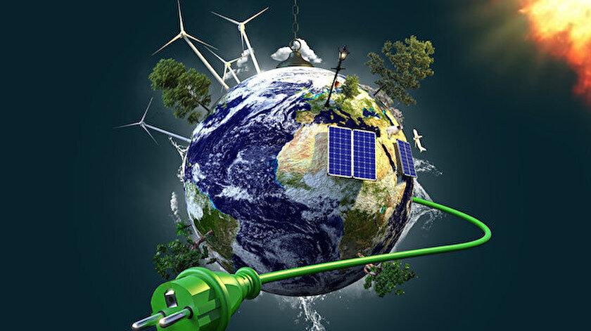 Enerjide küresel ölçekte 500 milyar dolarlık dönüşüm