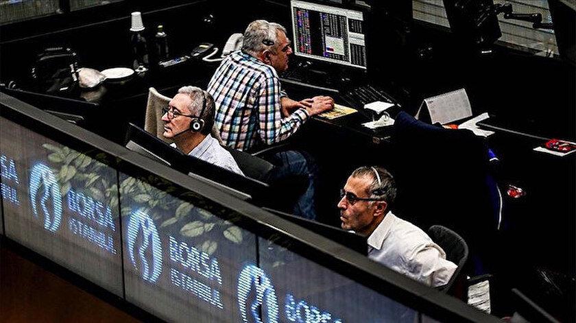 BIST 100 endeksi 21 Nisan güne başlangıç rakamları: Borsa güne düşüşle başladı