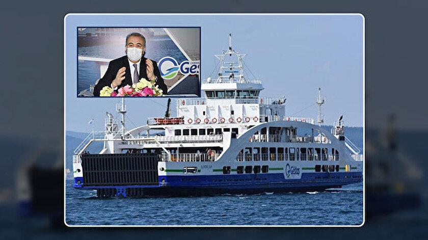 Kamuya özel sektör deneyimi: 15 ayda 8 gemi