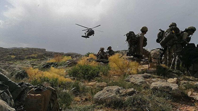 MSB: 1 Ocak 2021den itibaren gerçekleştirilen operasyonlarda 836 terörist etkisiz hale getirildi