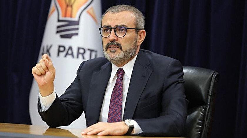 AK Parti Grup Başkanvekili Ünaldan CHPli Altayın Menderes benzetmesine tepki: Hodri meydan!