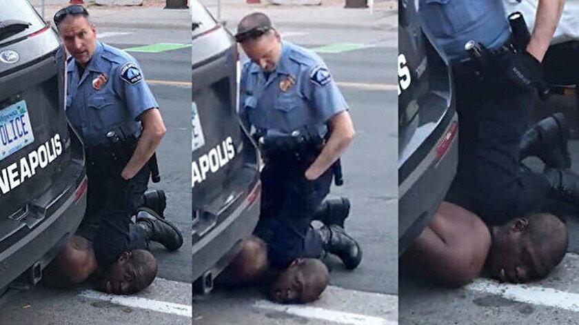 ABDde George Floyd kararı: Polis suçlu bulundu