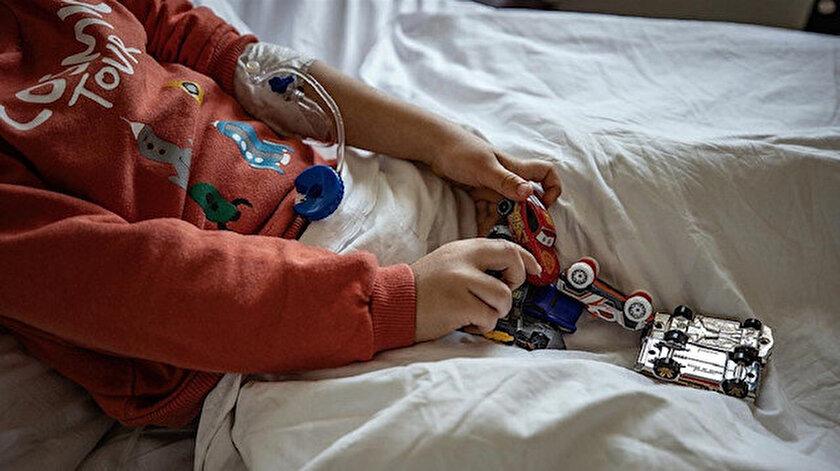 Çocukları tehdit eden MIS-C ile ilgili araştırmaya göre vakaların yarısı yoğun bakıma ihtiyaç duyuyor