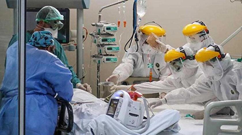 Türkiyenin 22 Nisan koronavirüs tablosu açıklandı