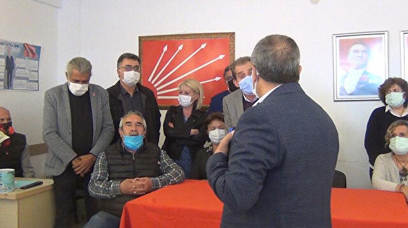 CHPde baskı krizi: Genel Merkezin talimatlarına uymayan meclis üyeleri odalara kilitlendi iddiası