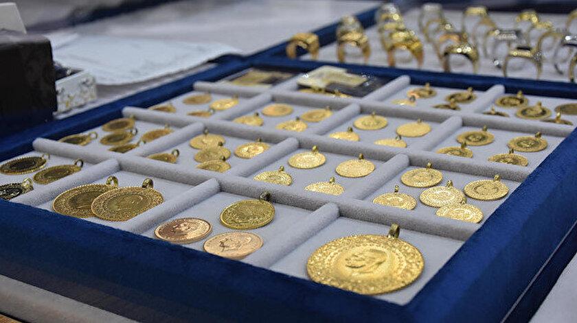 22 Nisan altın fiyatları: Gram altın ne kadar çeyrek altın kaç liradan alınıp satılıyor?
