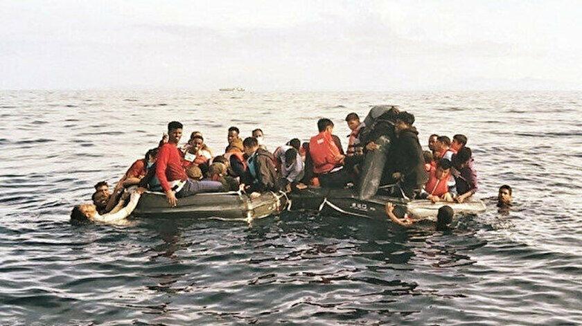 Uluslararası Göç Örgütü: Akdenizdeki tekne kazasında en az 100 göçmen öldü