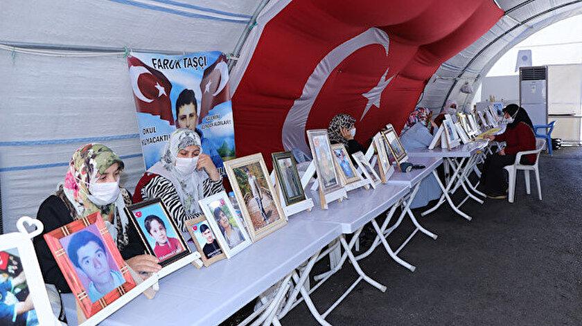 Diyarbakır anneleri 599 gündür evlat nöbetinde: Kızımın 23 Nisanda dağda işi ne