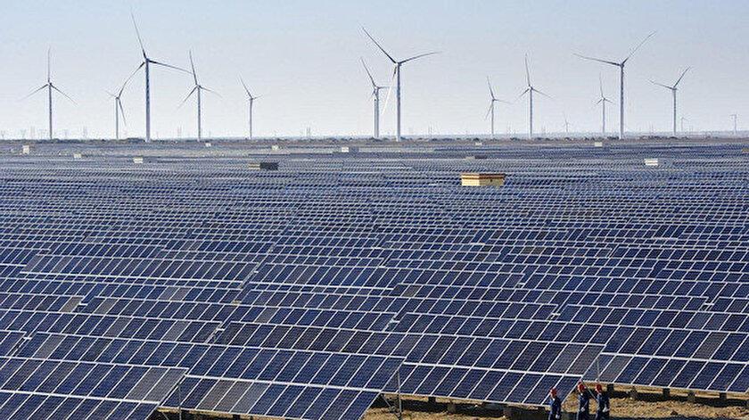 Güneş ve rüzgar dünya enerji talebinin 100 katını karşılayabilir