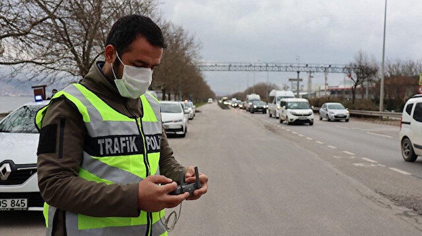Egzoz emisyon denetimleri araçlar durdurulmadan EGEDES üzerinden gerçekleştirilecek