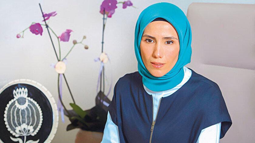 Sümeyye Erdoğan Yeni Şafaka konuştu: Genetik kodlarımızda kadına saygı var