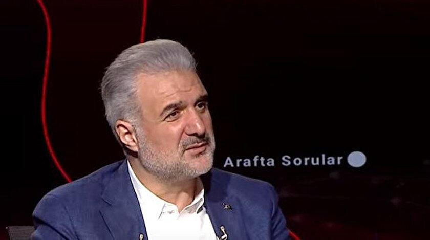 AK Parti İstanbul İl Başkanı Kabaktepeden CHPli İBB yönetimine tepki: Guguk kuşu siyaseti yapıyorlar