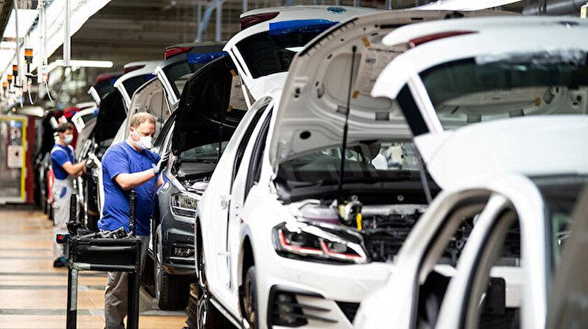 Volkswagenden fabrika müdürlerine çip uyarısı: Daha sert vuracak hazır olun! 