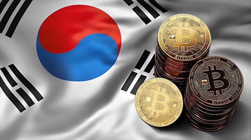 Güney Kore kripto para gelirlerinden vergi alacak