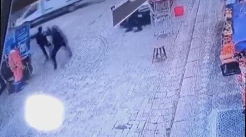 Görev çıkışı eve dönüyordu: Gece Kartalı motosiklet çalan hırsızı kovalamaca sonucu enseledi