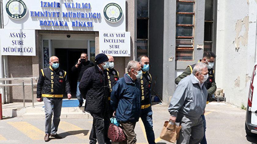 İzmir depremi soruşturmasında gözaltı sayısı 20ye yükseldi