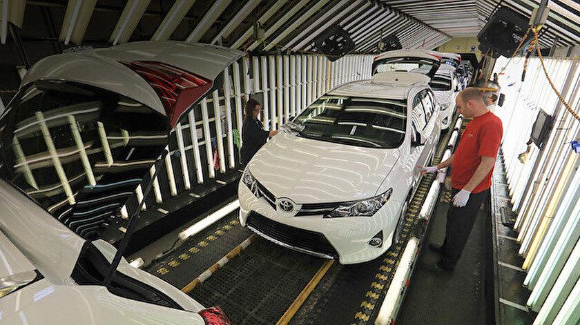 Toyota aylık bazda rekora imza attı