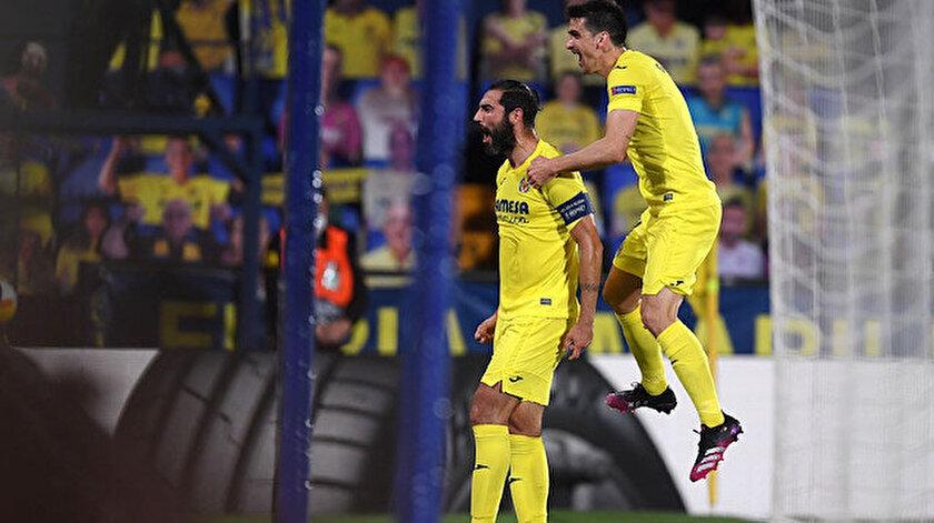 Emerynin çalıştırdığı Villarreal Arsenali yıktı