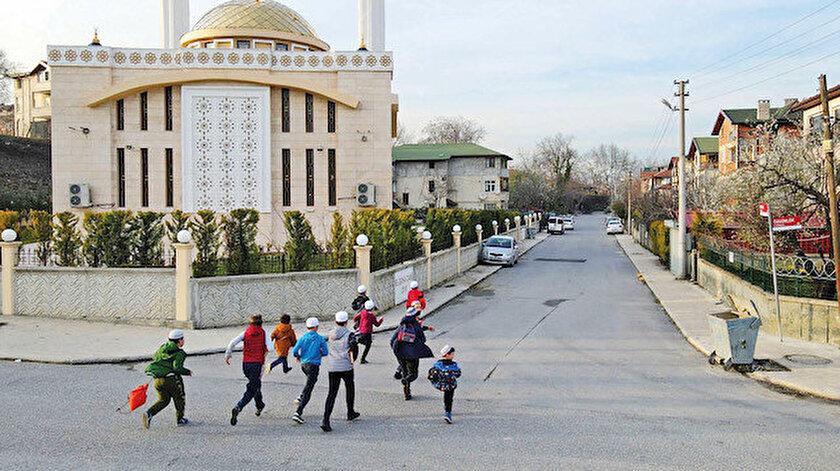 Ramazan Haberleri: Bu camide çocuklar dokunulmaz