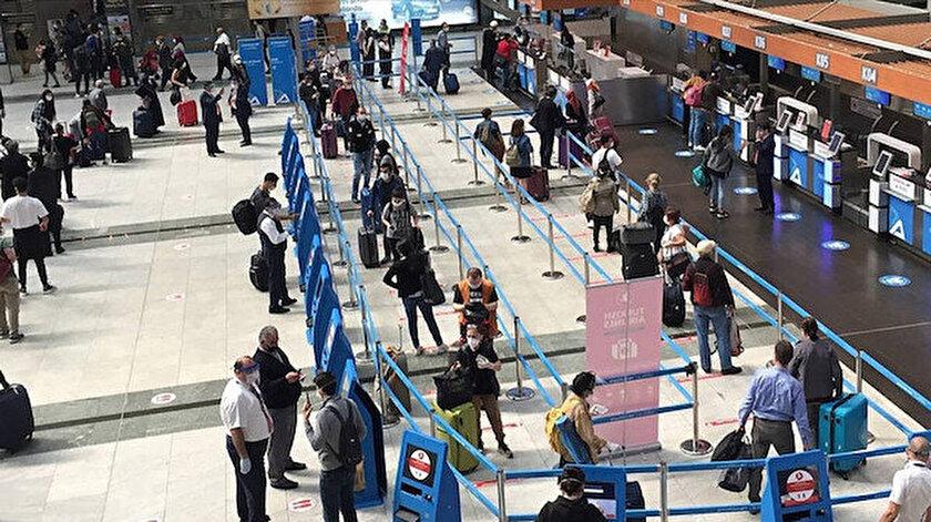THYden tam kapanma açıklaması: Biniş kartları havaalanlarından alınacak