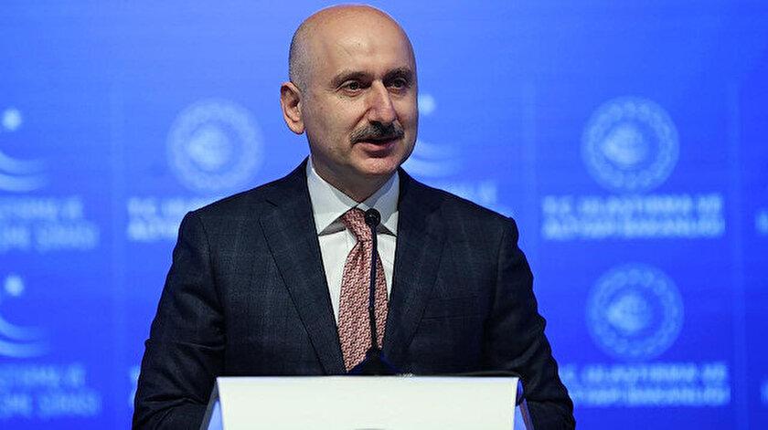 Bakan Karaismailoğlu: Kanal İstanbulun finansı konusunda Hollanda, Belçika, Çin ve Rusya ilgileniyor