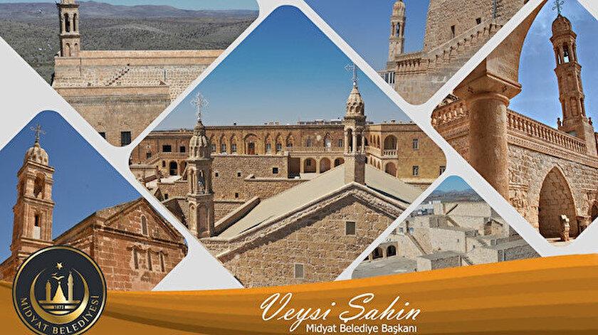 Midyat, UNESCO Dünya Mirası Geçici Listesine girdi