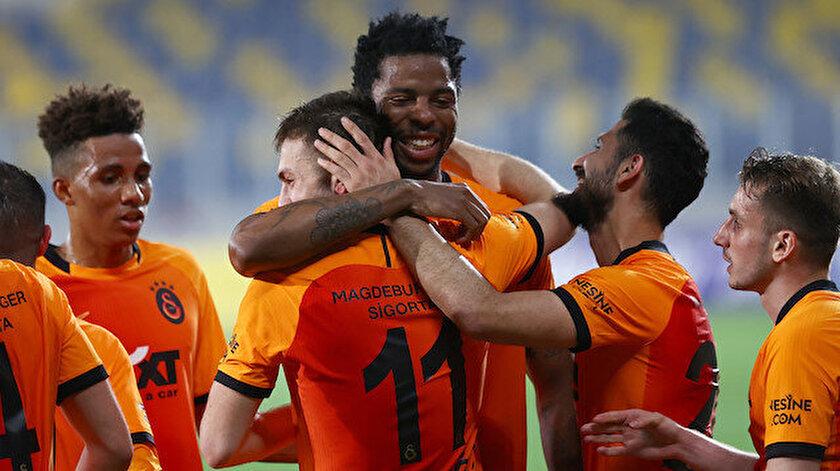 Galatasaray, Gençlerbirliği deplasmanında hata yapmadı