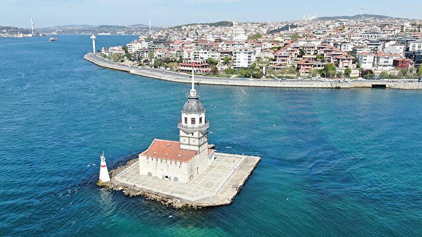 Mülkiyeti Kültür ve Turizm Bakanlığına geçen Kız Kulesi kültür ve sanat merkezi oluyor