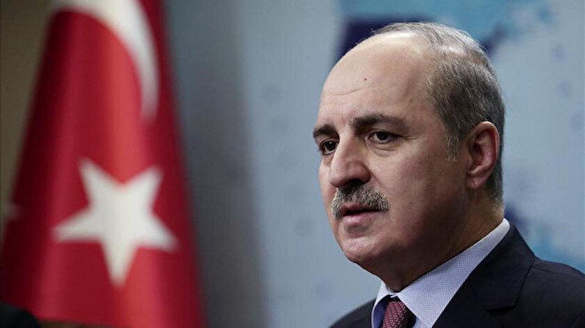 AK Parti Genel Başkanvekili Kurtulmuş: Bidenın kararı Karabağ mücadelesi sırasında verilen karşı çıkışların bir devamı