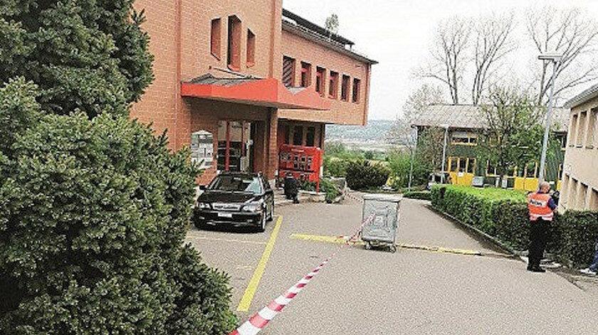 İsviçre Türk Toplumu binasına yapılan bombalı saldırı girişimini PKK üstlendi