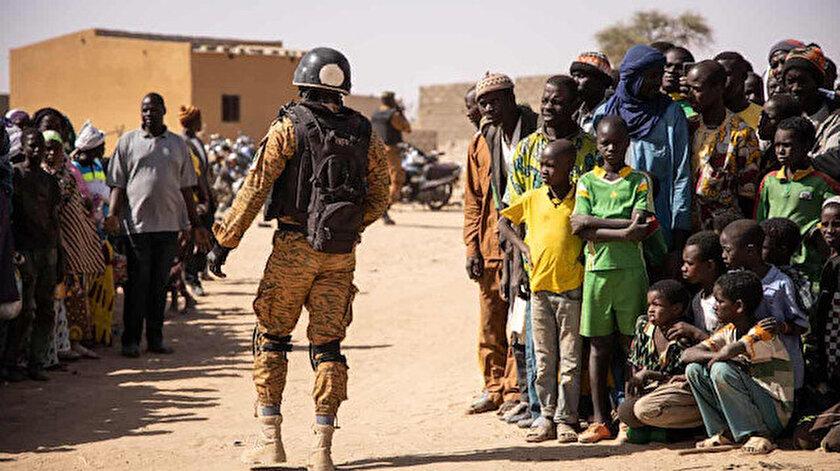 Burkina Faso'da katliam: En az 30 kişi hayatını kaybetti