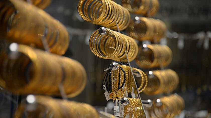 4 Mayıs altın fiyatları: Bugün gram altın kaç lira çeyrek altın kaç TLden alınıp satılıyor?